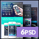 SpiritApp - Multipurpose E-newsletter Template - GraphicRiver Item for Sale