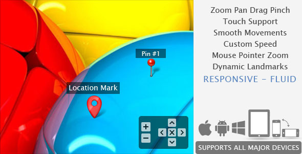 Smooth Zoom Pan - jQuery Image Viewer - CodeCanyon Item for Sale
