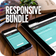 Responsive Device Screen Mock-Up Bundle - GraphicRiver Item for Sale