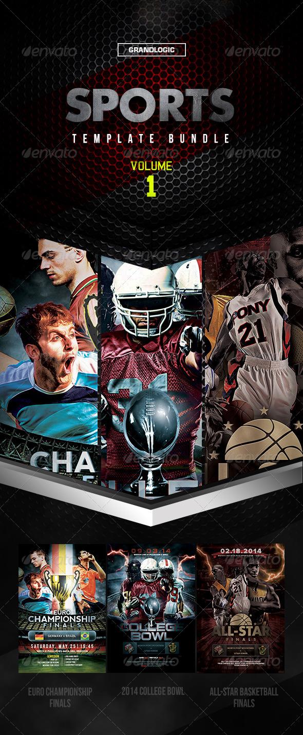 Sports Bundle Vol 1 - Sports Events