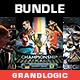 Sports Bundle Vol 1 - GraphicRiver Item for Sale