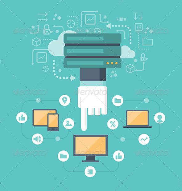 Data Sharing - Web Technology
