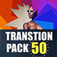 Transition pack 50 - VideoHive Item for Sale