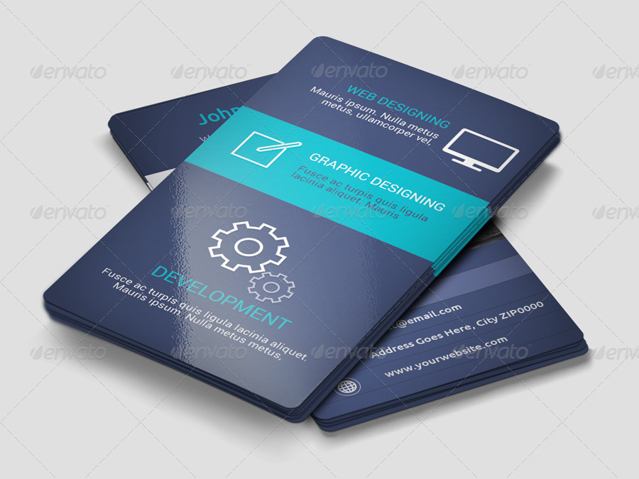 Web/Graphic Designers Business Card by pmvch   GraphicRiver