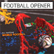 Colourful Football Opener - VideoHive Item for Sale
