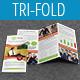 Multipurpose Business Tri-Fold Brochure Vol-24 - GraphicRiver Item for Sale