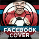 Football Cover Template - GraphicRiver Item for Sale