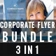 Corporate Flyer Bundle (3 in 1) - GraphicRiver Item for Sale