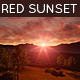 Red Sunset - VideoHive Item for Sale