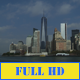 Manhattan View from The Sea - VideoHive Item for Sale