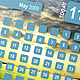 Calendar Kit - GraphicRiver Item for Sale