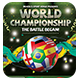 World Championship 2014 - Flyers + FB Cover - GraphicRiver Item for Sale