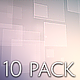 Abstract Loops- 10 Pack - VideoHive Item for Sale