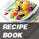 Recipe Book - GraphicRiver Item for Sale