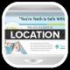 SensiCare Medical Dental Health Location Board - GraphicRiver Item for Sale