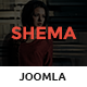 Shema - Creative One Page Joomla Template - ThemeForest Item for Sale