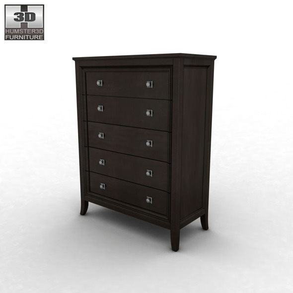 Ashley Martini Suite Storage Bedroom Set