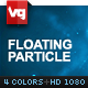 Floating Particle - VideoHive Item for Sale
