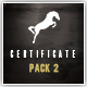 Certificate Pack 2 - GraphicRiver Item for Sale