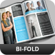 Corporate Bi-Fold Brochure Vol 17 - GraphicRiver Item for Sale