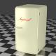 Refrigerator oldwhite