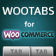 WooTabs,Add Extra Tabs to WooCommerce Product Page - CodeCanyon Item for Sale