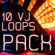 Infinite Source 10 Vj Loop Pack - VideoHive Item for Sale