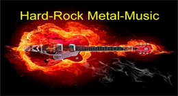 Hard Rock - Metal Music