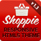 Shoppie - Responsive E-Shop HTML5 Template - ThemeForest Item for Sale