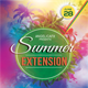 Summer Extension Flyer Template - GraphicRiver Item for Sale