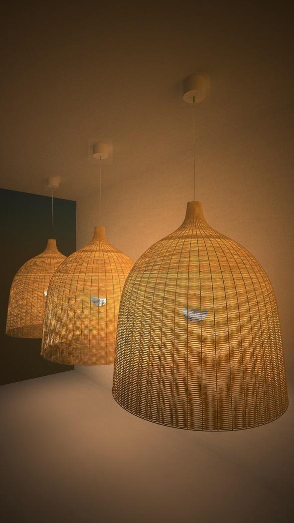 Leran Ikea Pendant Lamp By Bantuxa 3docean