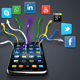 Smart Phone Socials - VideoHive Item for Sale