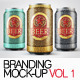 Branding MockUp Vol. 1 - GraphicRiver Item for Sale