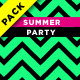 Summer Party Pack