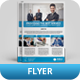 Corporate Flyer Template Vol 20 - GraphicRiver Item for Sale