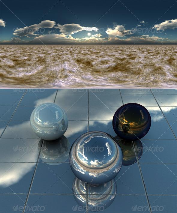 Desert 137 - 3DOcean Item for Sale