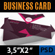 Business Card Template_AA8 - GraphicRiver Item for Sale