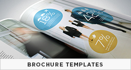 InDesign Brochure Templates