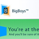 BigBoys Corporate Template - ThemeForest Item for Sale