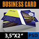 Business Card Template_AA9 - GraphicRiver Item for Sale