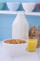 Delicious muesli breakfast - PhotoDune Item for Sale