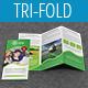 Multipurpose Business Tri-Fold Brochure Vol-25 - GraphicRiver Item for Sale