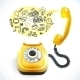 Telephone Old Doodle - GraphicRiver Item for Sale