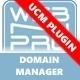 UCM Plugin: Domain Manager