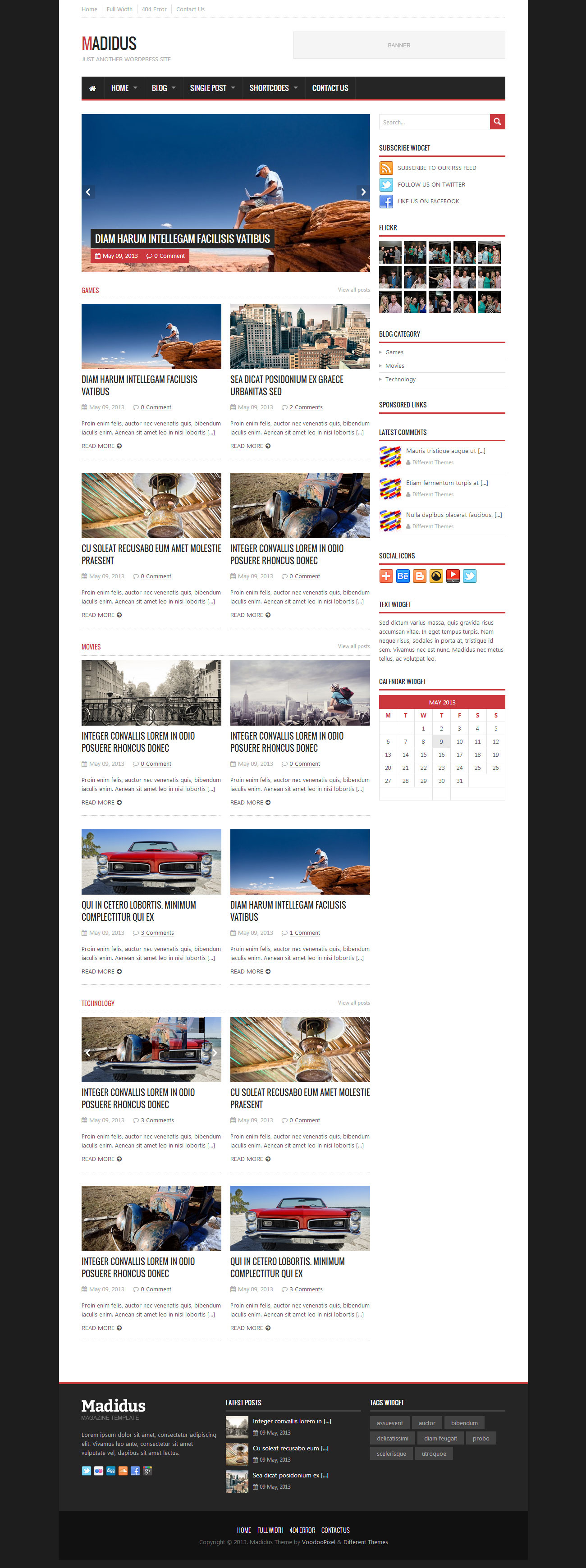 Great Free Blogger Premium Templates Contemporary - Entry Level ...