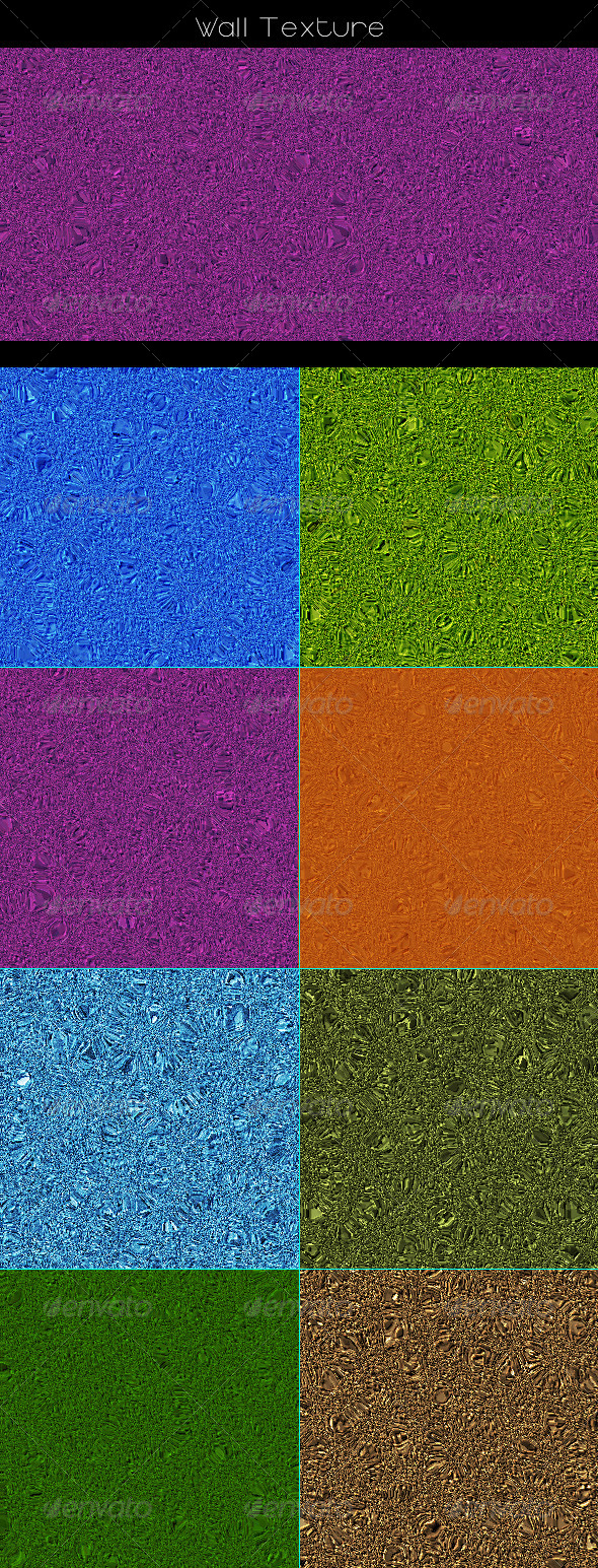 Wall Textures - Abstract Backgrounds