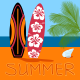 Summer Beach Vector Illustration - GraphicRiver Item for Sale