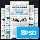 Corporate - Multipurpose B2B E-newsletter Template - GraphicRiver Item for Sale