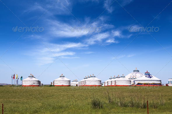 prairie gers - Stock Photo - Images