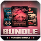 Vintage Bundle Vol. 2 - GraphicRiver Item for Sale